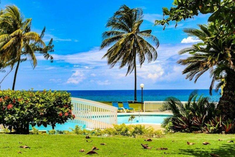Sea Palms ,Apt E-6, holiday rental in Tower Isle