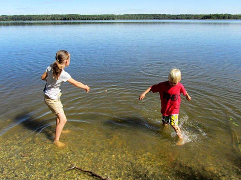 Across From Marsh Ridge -Otsego Lake ---Summer-Winter