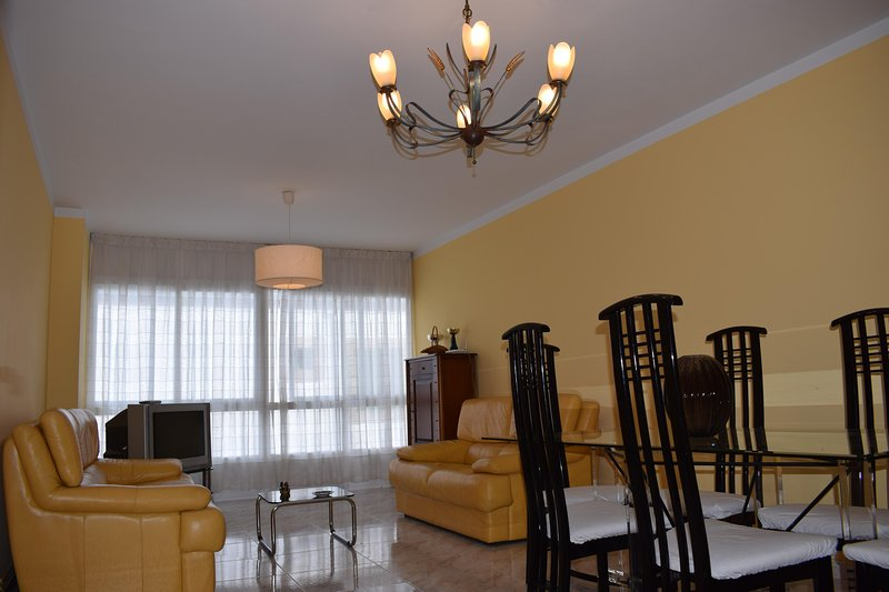La Casa de Manuel, es un apartamente de 100 m2 aprox., holiday rental in Friol