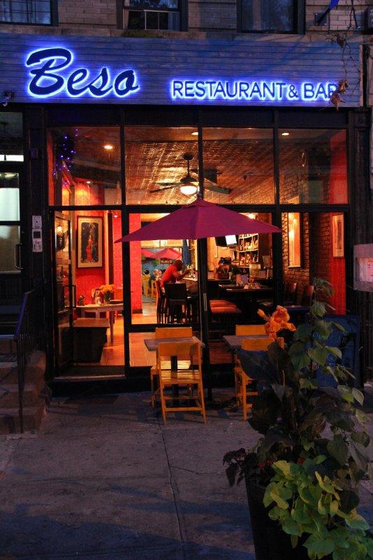 Beso Restaurant - 10 minutos a pé