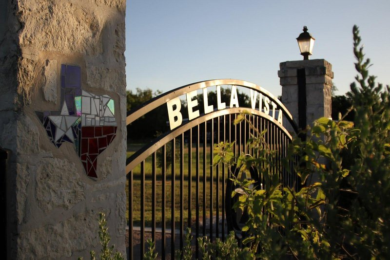 Welcome to Bella Vista, where the view is beautiful and surroundings are serene.