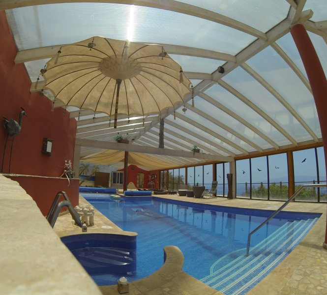 Finca Montimar Total Tenerife South with common Pool heated indoor pool, holiday rental in Chio