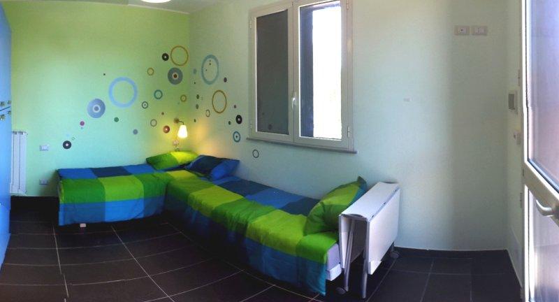 Monovani in villa tra Letna, il mare e i Monti Rossi, holiday rental in Nicolosi