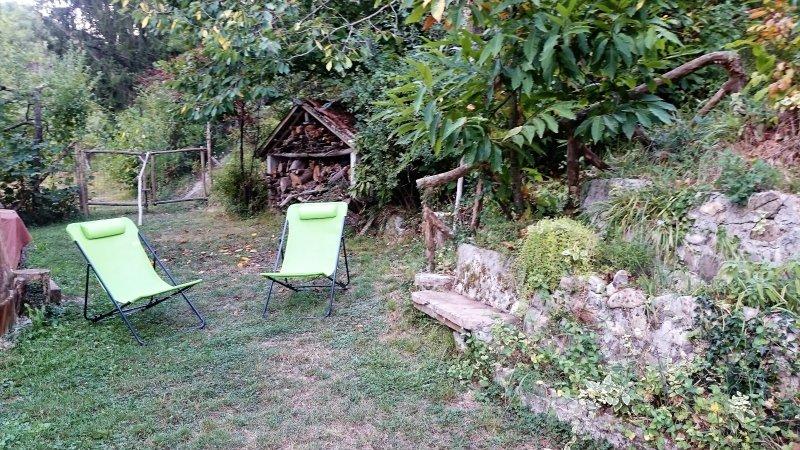 Mare Levanto e Cinque terre Quiete, fresco, liberta, per bambinipet Wifi,park, casa vacanza a Rocchetta di Vara