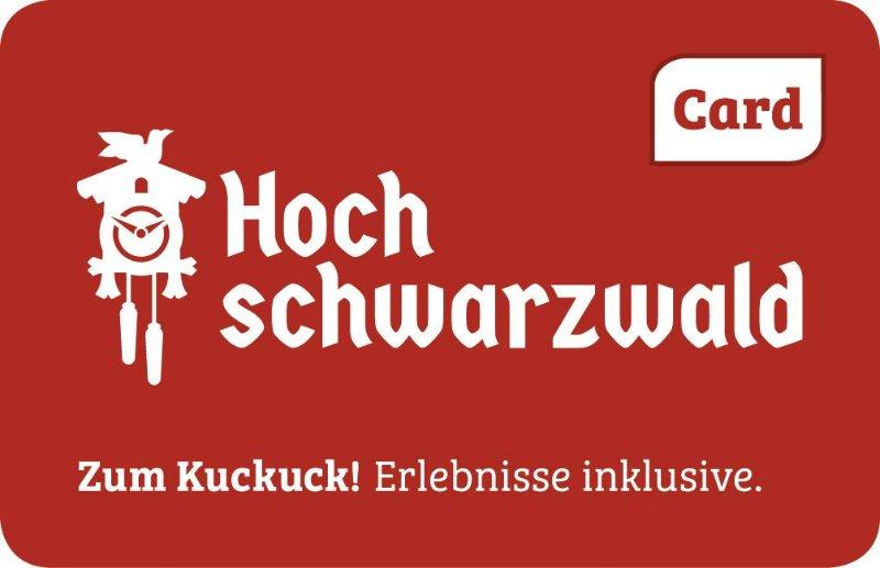 Hochschwarzwaldcard incluído. livre de 2 noites mais de 70 actividades de lazer na região