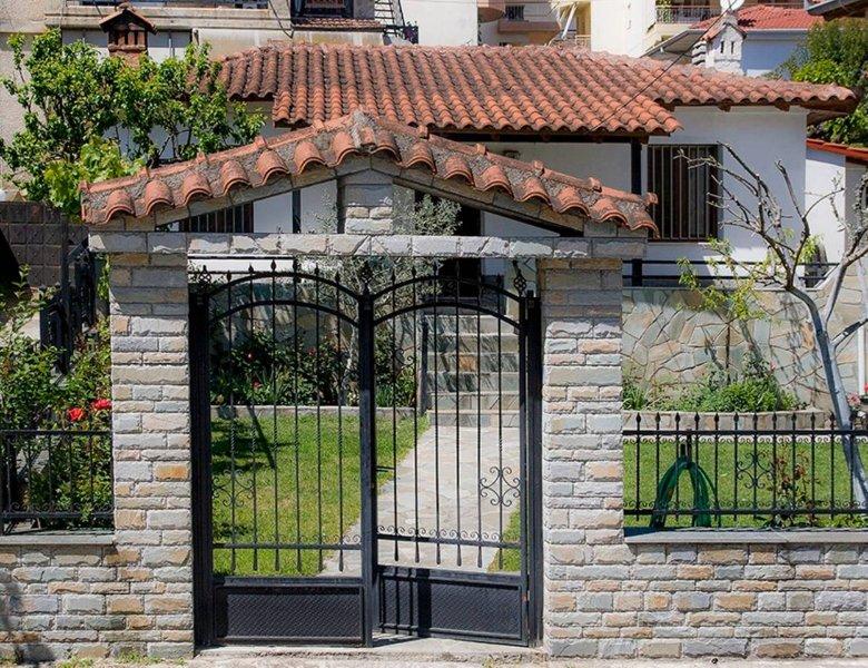 Lena's Garden House, Meteora, Kalampaka, Greece, holiday rental in Kalambaka