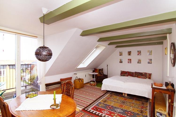 location appartement Copenhagen Bel appartement