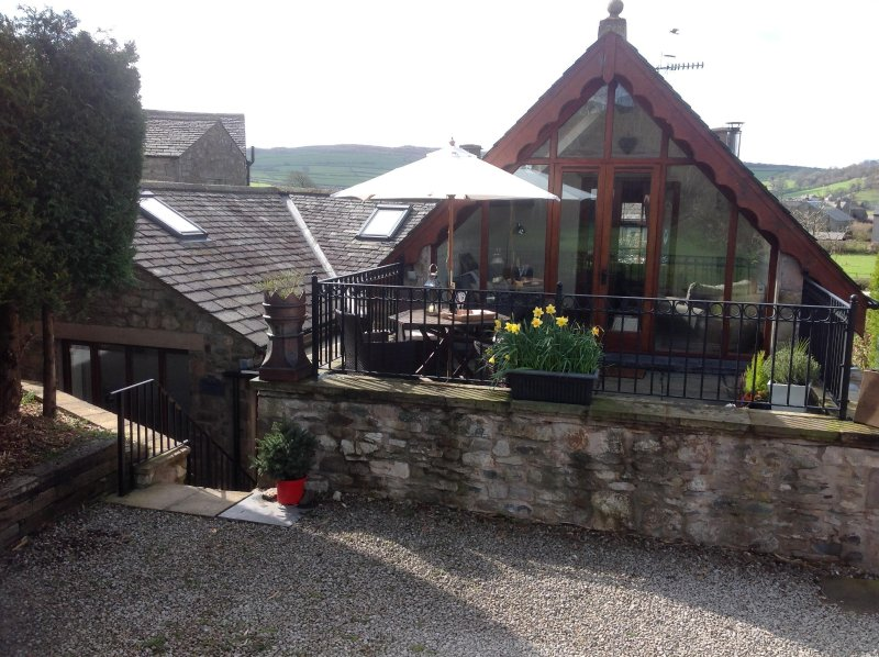 The Old Workshop Lupton; Nr Kirkby Lonsdale, holiday rental in Holme
