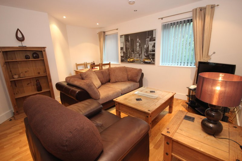 Properties Unique - Merchants Quay Apartments (1 Bed), vacation rental in Newcastle upon Tyne