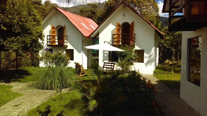Cochapata Lodge, holiday rental in Santa Teresa
