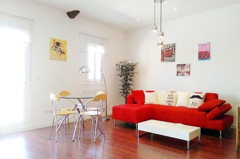 APARTAMENTO CÉNTRICO Y MODERNO EN TÁRREGA, holiday rental in Tarrega