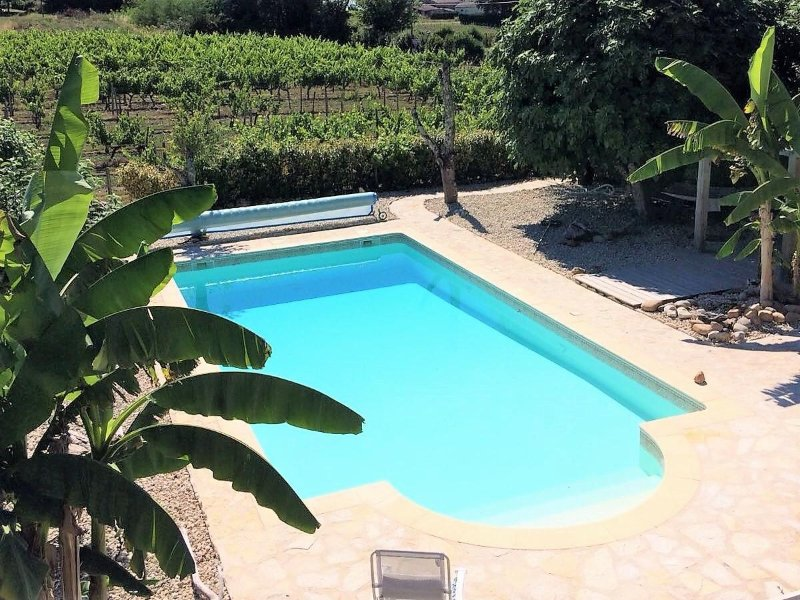 Blaye - Chateau Soleil on vineyard, with exclusive pool, vacation rental in Macau