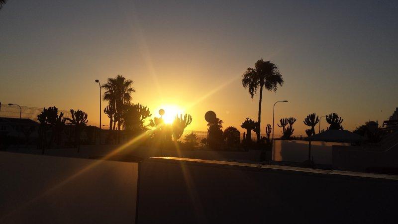 52. Sonnenuntergang