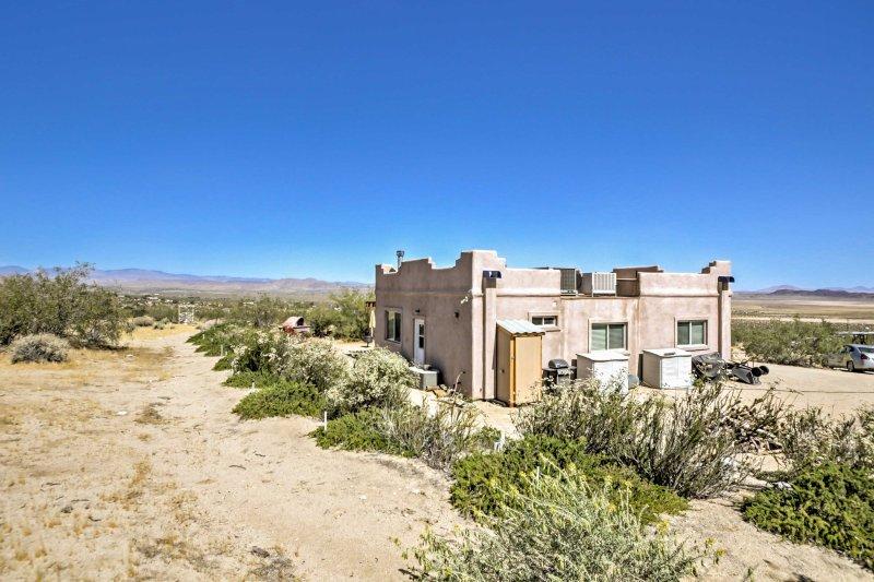Para a derradeira fuga Califórnia, livro este exclusivo casa de aluguer de férias!