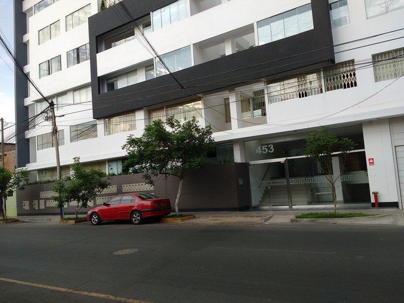 Carolinas apartment, aluguéis de temporada em Santiago de Surco