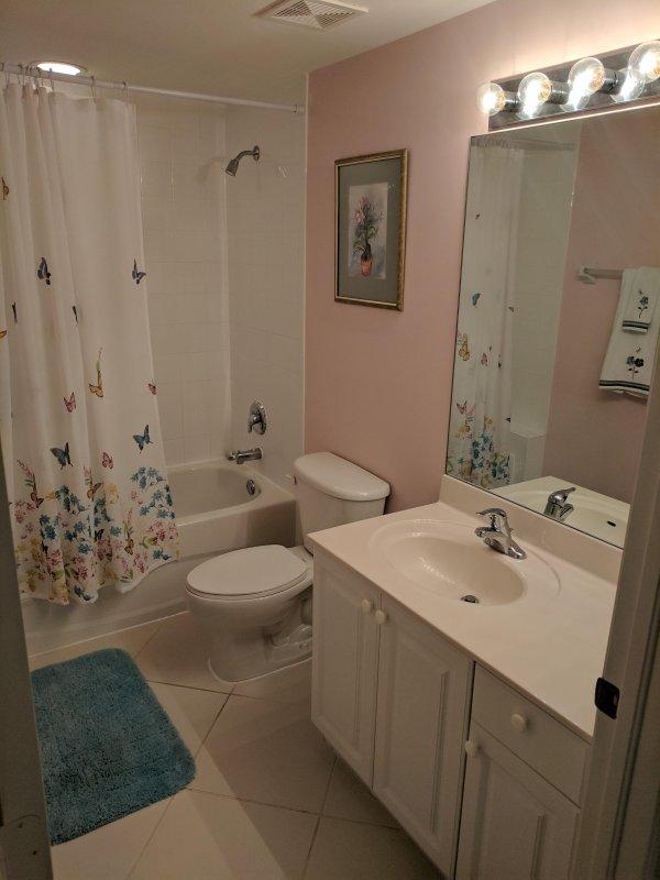 Salle de bains deuxième