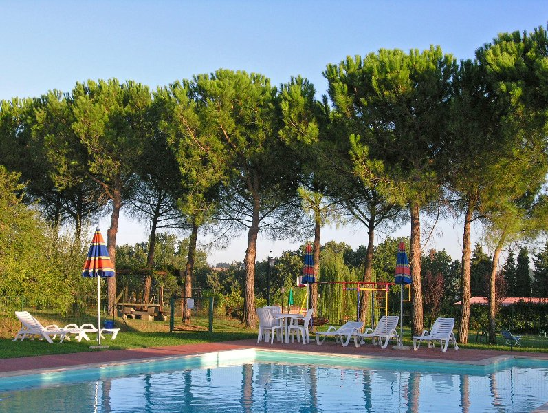 Apartement with access to pool with 2 bedrooms - Mirto, Alloro , Olivo, vacation rental in Panicarola