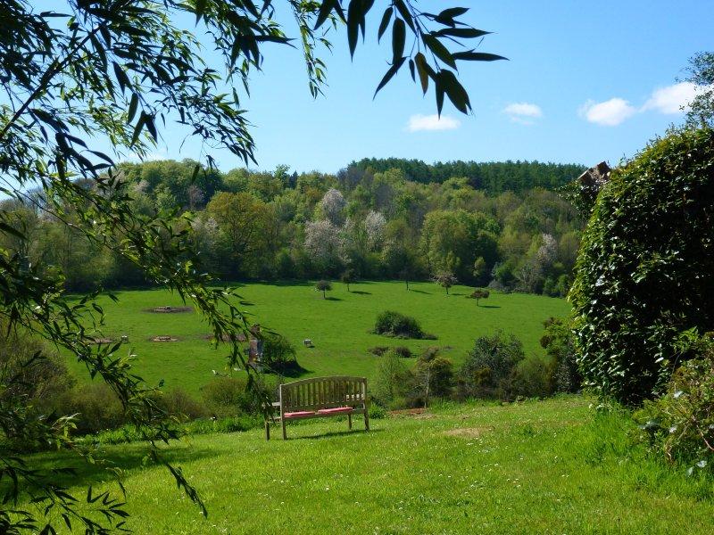 Le clos saint Germain, Ferienwohnung in Gonneville-sur-Honfleur