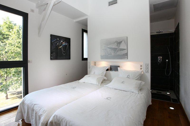 Loft OVEBAS – Domaine de l'Ô, aluguéis de temporada em Bourgnac