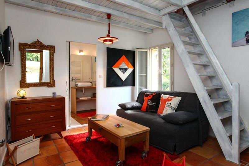 Le DUPLEX – Domaine de l'Ô, aluguéis de temporada em Bourgnac