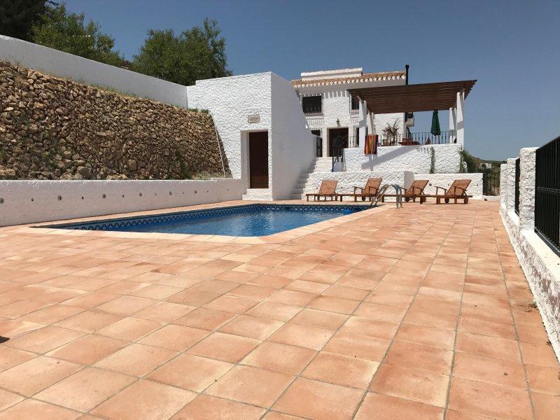 Cortijo El Azahar, location de vacances à Bedar