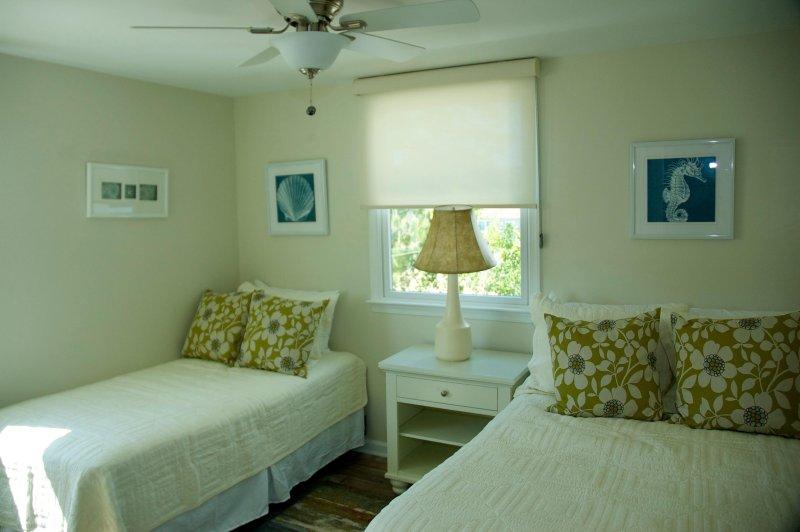 Southeast bedroom.