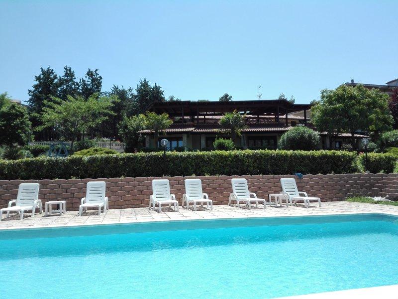 Casa Vacanze Patrizia, Appartamento 1, holiday rental in Province of Ascoli Piceno