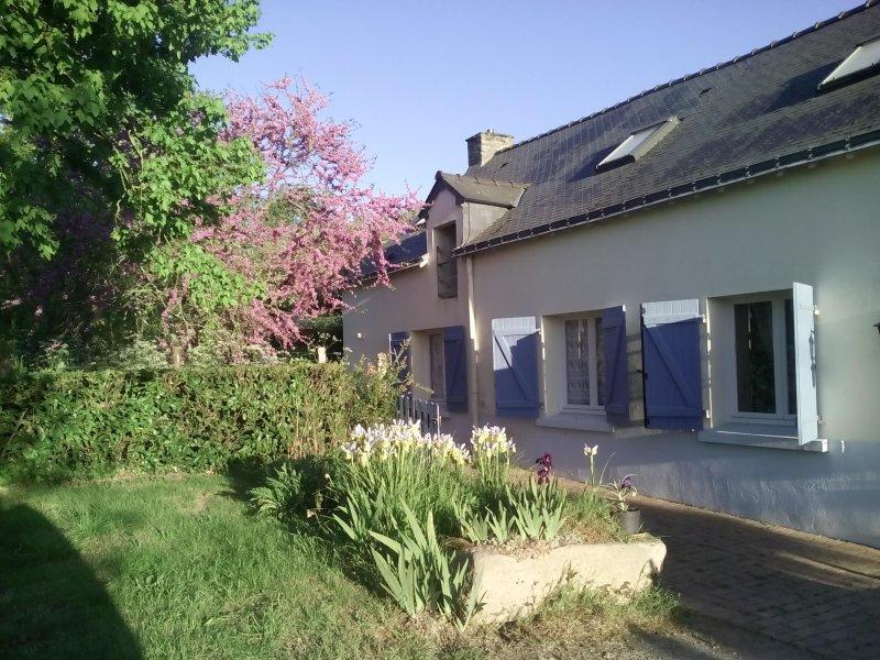 Chambre d'hôtes et gîtes Morbihan, casa vacanza a Ferel