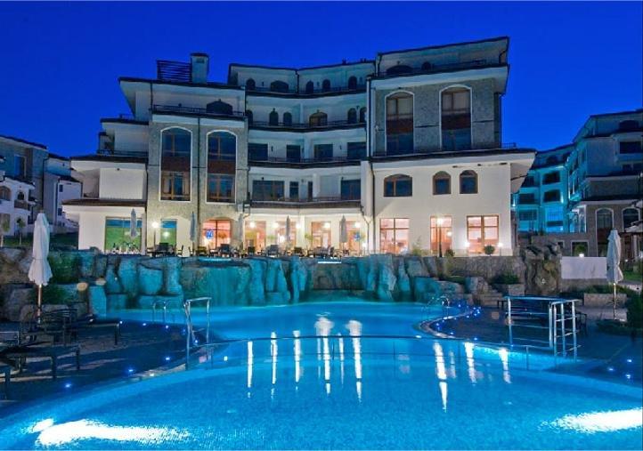 Edmond Apartment 65qm für 4 Personen, in Vineyards SPA & Wellnes Resort, holiday rental in Kableshkovo