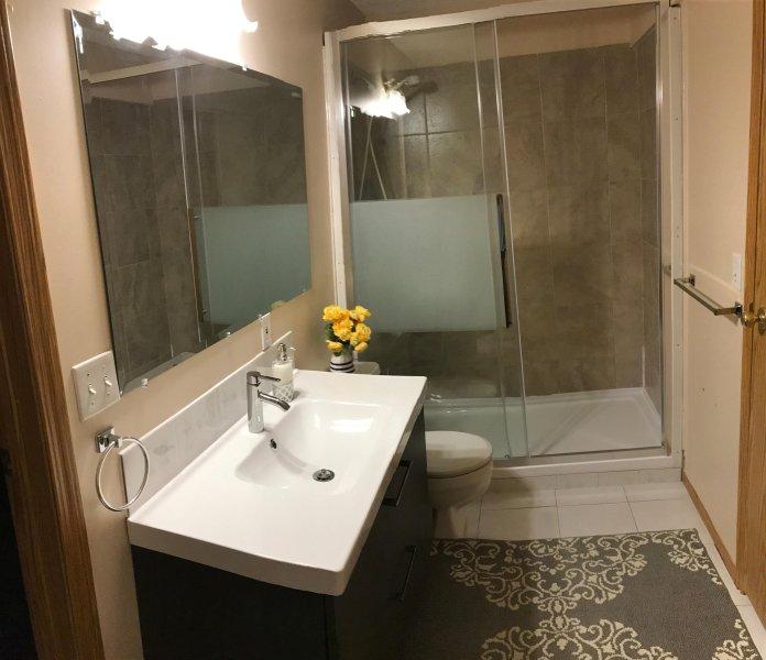 baño del sótano