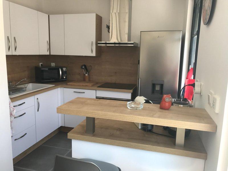 Villa Familiale ' Chemakhi ', alquiler vacacional en Narbonne-Plage
