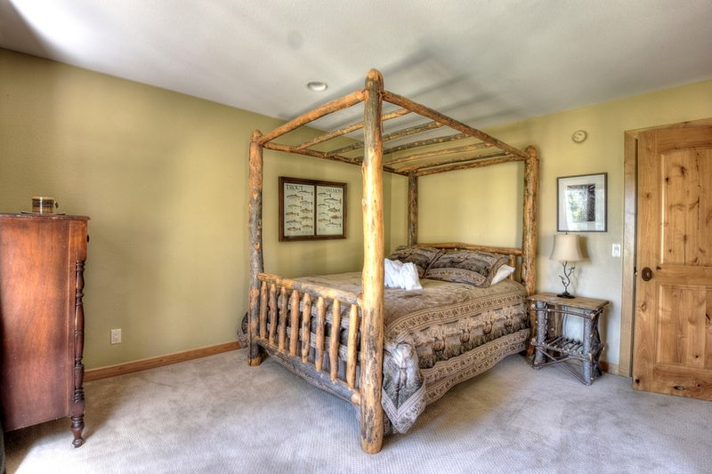 Third guest bedroom with a queen bed