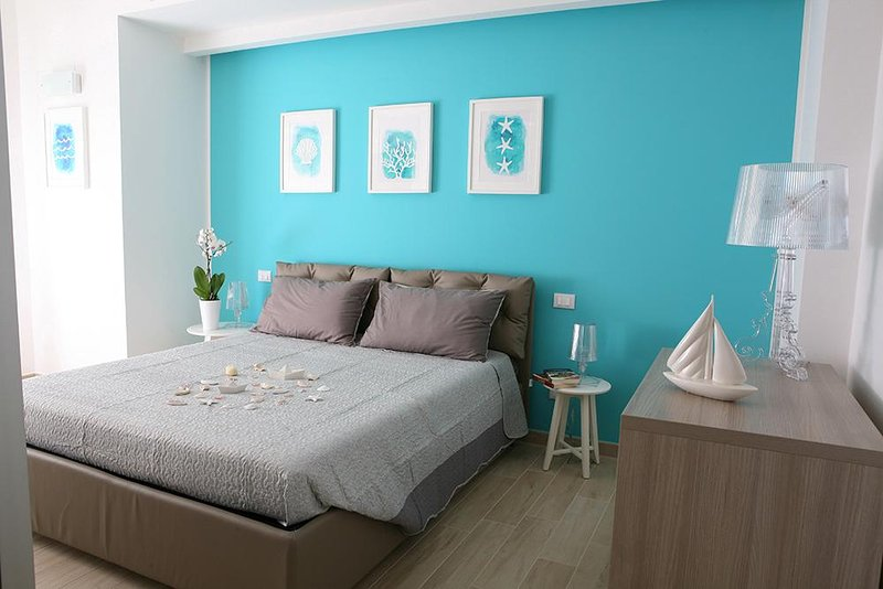 Bedroom Family Apartment Vela