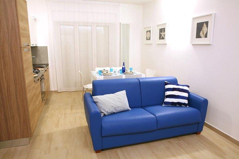 Apartamento duplo sofá-cama Vela