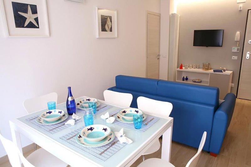 sala de jantar apartamento Vela