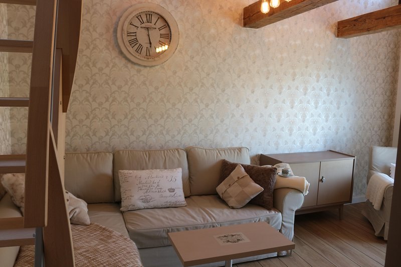 Dompanorama- Kleines Ferienloft Havelberg, holiday rental in Neustadt (Dosse)