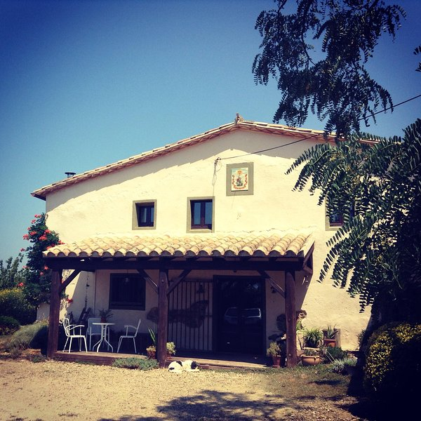 Welcome to Can Torras rural retreat