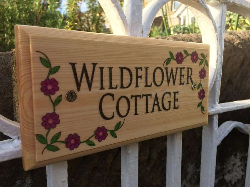 Named after the stunning Wildflowers that grow in our garden through the seasons.