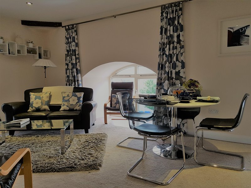 9,  Arches Apartment, vacation rental in Berwick-upon-Tweed