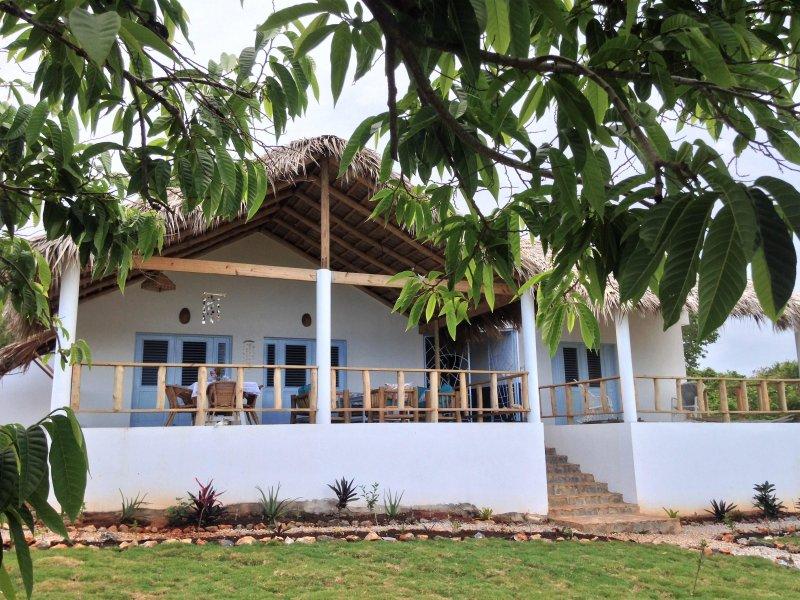 Extérieur Casa Isabel