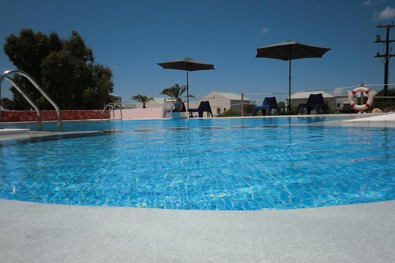 POSEIDON SUITES HOTEL STAVROS, alquiler vacacional en Stavros