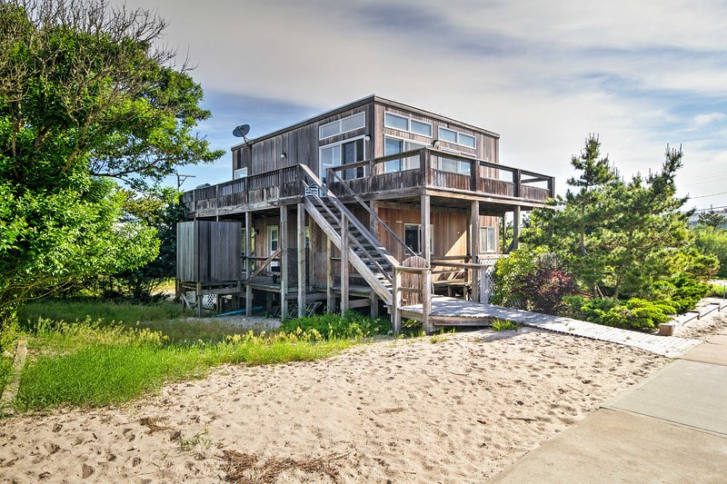 You're bound to have a fun family vacation during your trip to Fire Island!