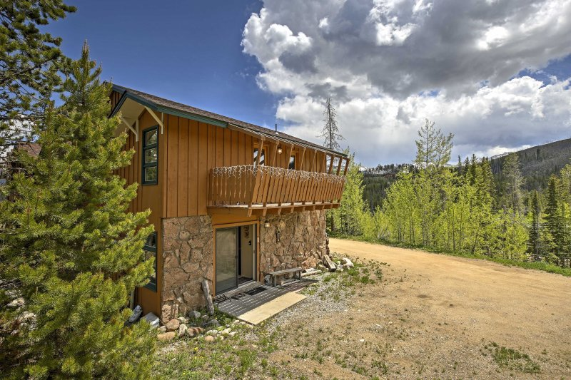 The ultimate Rocky Mountain retreat awaits you at this 3-bedroom, 2-bathroom vacation rental condo in Winter Park!