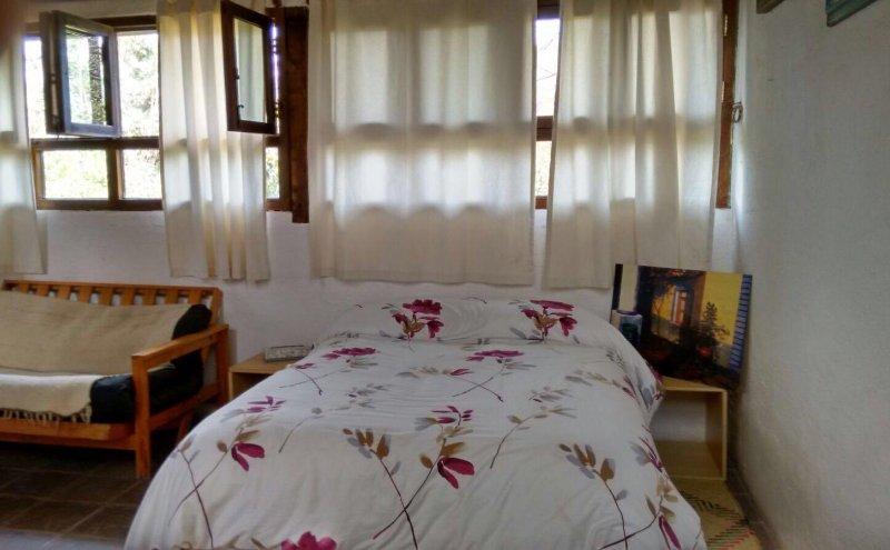 Casa de campo con jardín, location de vacances à Malinalco