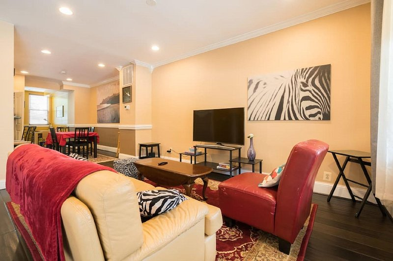 location appartement Washington DC 2 lits