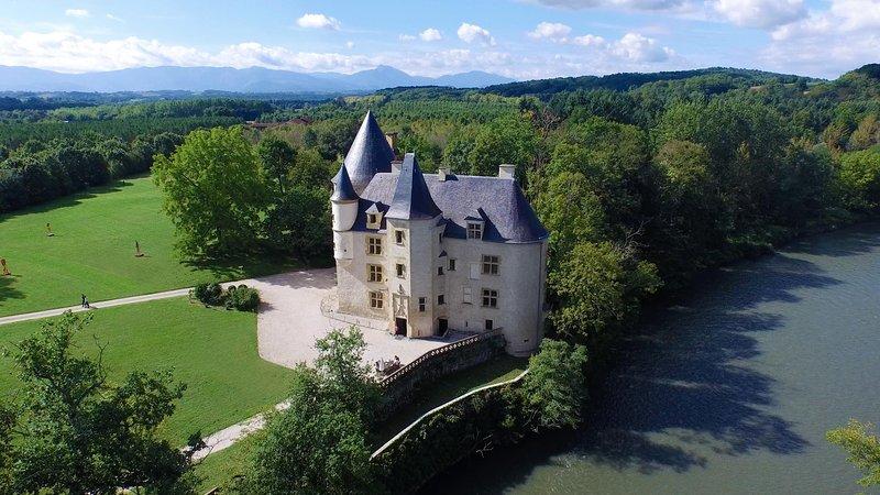 Chateau Saint Martory, holiday rental in Saint-Gaudens