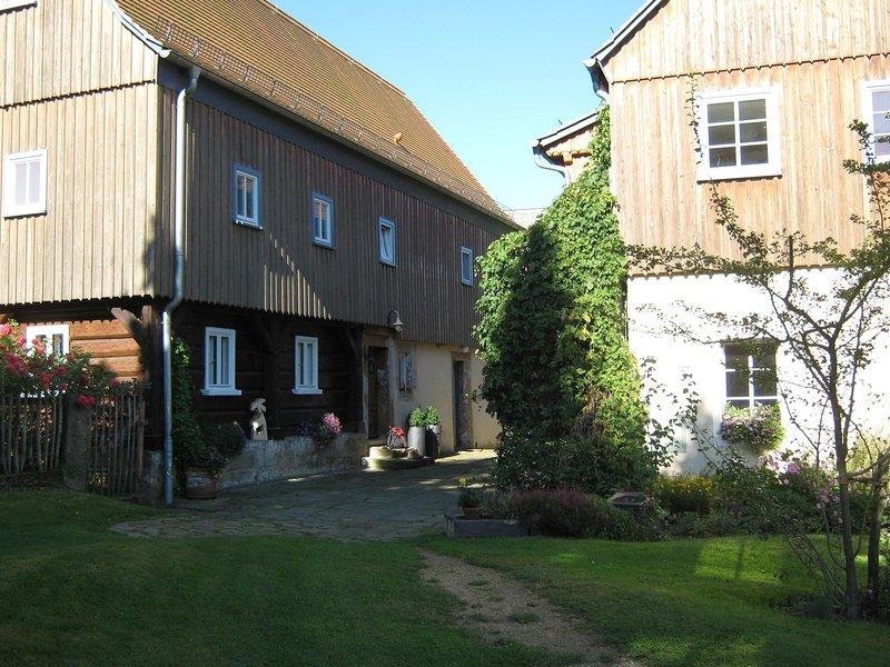Bienvenido a la pequeña-Zschirnsteinhof!