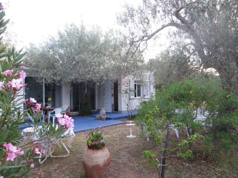 Villa Mare Blu, aluguéis de temporada em Cinisi