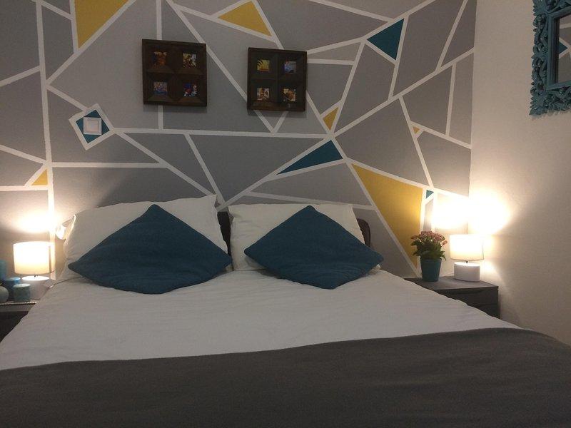 Appartement rénové cette année - 2-4 personnes - 'Le paradis de Baba', vacation rental in Vrgorac