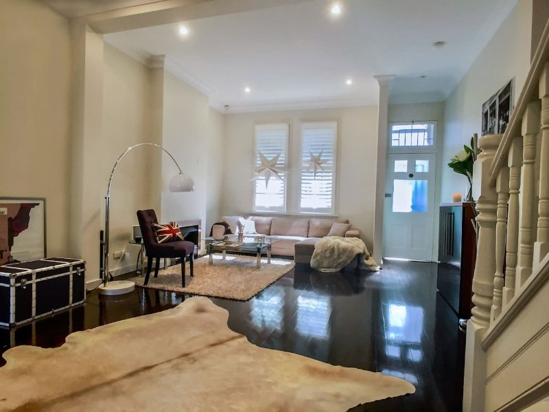 Classic Sydney Terrace, holiday rental in Double Bay